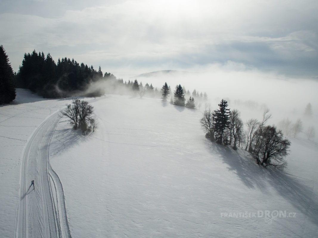 dron zima