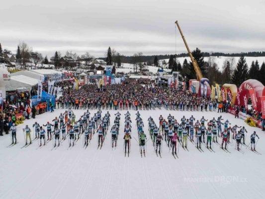 sportovni fotky z dronu
