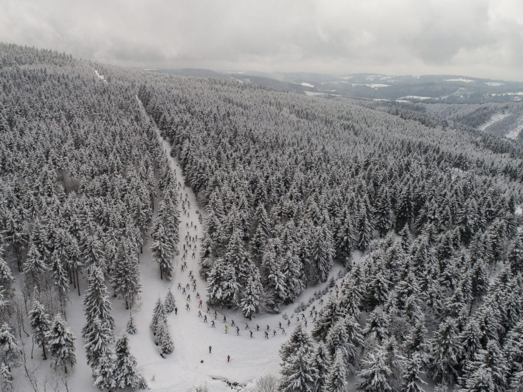 dron hory