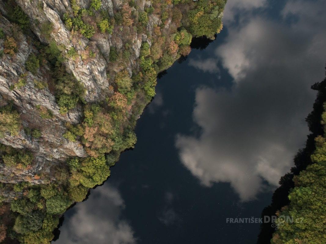 dron foto